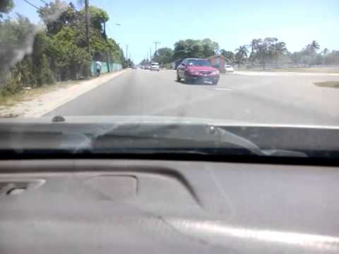 DRIVING AROUND IN NASSAU #3/VLOG