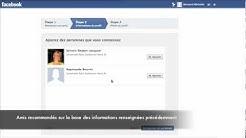 Création d'un compte Facebook, fonctionnement et paramètres