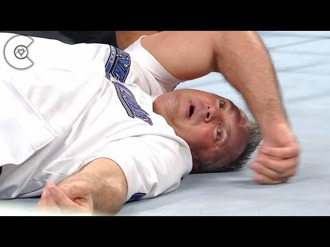 10 Times Wrestlers Were Legitimately Knocked Out
