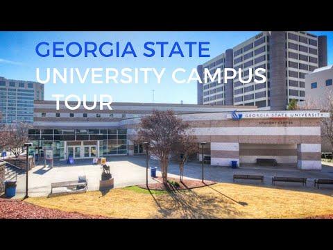 Georgia State University Campus Tour