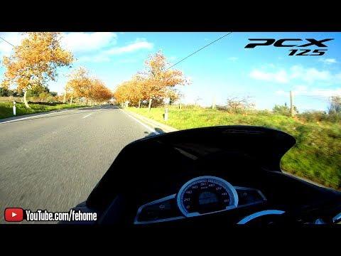 🛵 Honda PCX125 até à Feira das Sopas (Escalos de Cima)
