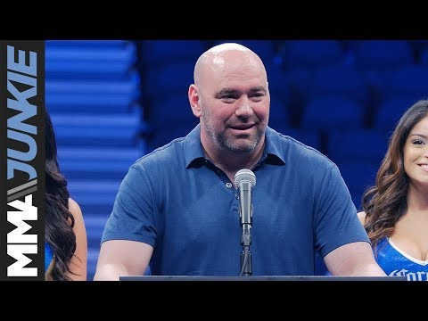 Dana White's full post fight press conference interview after 'The Money Fight'