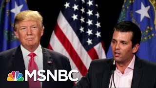 Video NYT: Email To Trump Jr. Shows Russian Gov't Sought To Help Donald Trump | The Last Word | MSNBC download MP3, 3GP, MP4, WEBM, AVI, FLV Agustus 2017