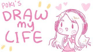 DRAW MY LIFE ❤ ft. Lilypichu ❤ | Pokimane