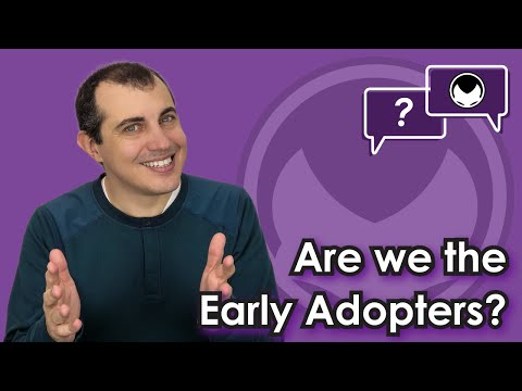Bitcoin Q&A: Are We the Early Adopters?