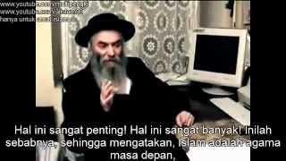 islam adalah agama masa depan rabbai yahudi indonesia subtitle