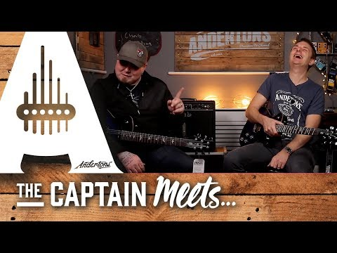 The Captain Meets Chris Robertson From Black Stone Cherry