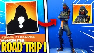 "THE FREE SKIN ""ROAD TRIP"" UNVEILED? EVENT SECRET SAISON 6 on Fortnite! (Theory)"