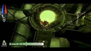 Untold Legends Warriors Code Gameplay PSP