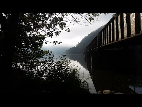 Appalachian Trail Section Hike - Virginia (Troutville to James River Foot Bridge)