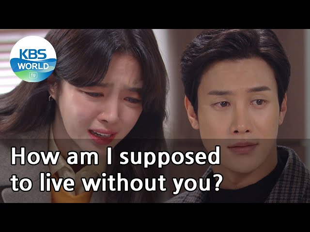 (1Click Scene) How am I supposed to live without you? (Man in a Veil) | KBS WORLD TV 210121