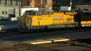 Riding Metro Gold Line - 9/4/10
