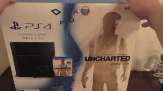 Sony Playstation 4 1tb РАСПАКОВКА. Unboxing(Sony PlayStation 4 1 ТБ анбоксинг. Игра Uncharted: The Nathan Dreke. Смотреть обзор Sony 1TB. Sony 1 ТБ анбоксинг. Unboxing. Sony playstation 4 NEW., 2015-10-26T21:20:49.000Z)