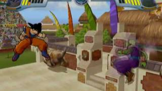 Dragon Ball Z: Infinite World (PS2 Gameplay)