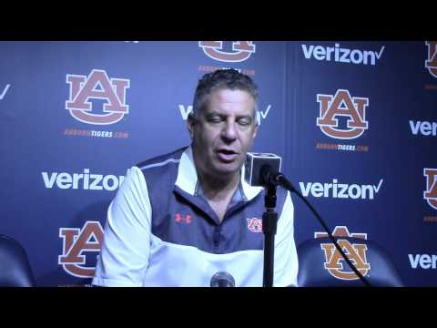 Bruce Pearl interview