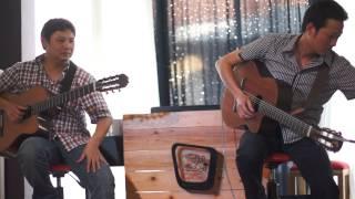 Duo guitar Amazomico n Casino - Lê Hùng Phong & Trần Việt Anh (Lãng Du Band)