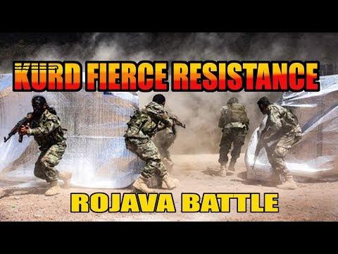 TURKEY VS. KURDS IN FIERCE BATTLE FOR ROJAVA (+18)