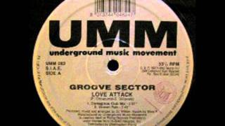Groove Sector - Love Attack (Contagious Club Mix).wmv