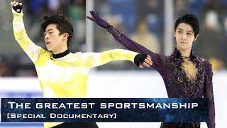 Ханью и НатанЧен - Наивысшее спортивное мастерство [Специальный документальный фильм]