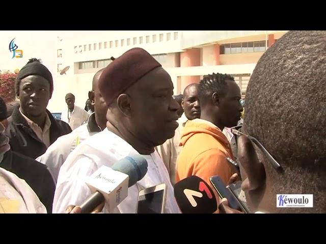 Procés Khalifa Sall: Sérigne Mansour Sy Djamil dénonce un complot orchestré par Ousmane Tanor Dieng