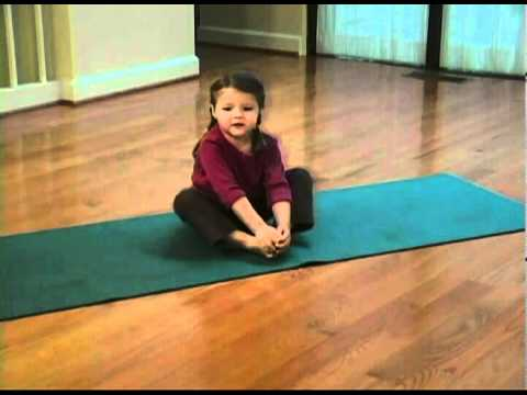 Fly Like a Butterfly from Radiant Child Yoga