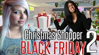 FART POWERED CAR | Christmas Shopper Simulator 2: Black Friday