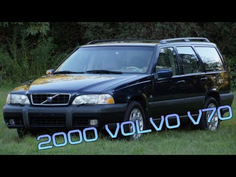 2000 volvo v70 xc cross country awd estate station wagon. Black Bedroom Furniture Sets. Home Design Ideas