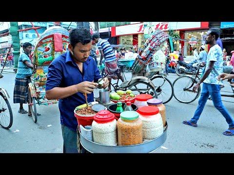 MasterChef of Jhal Muri   Bangladeshi Street Food