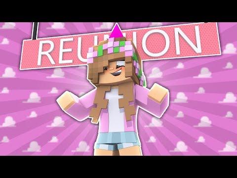 THE LITTLE CLUB REUNION! Minecraft Little Kelly (HungerGames)