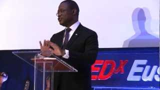 Africans can save Africa: Arnold Ekpe at TEDxEuston