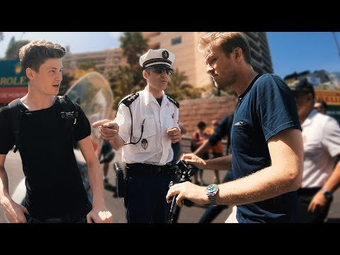 Polizei stoppt Nico