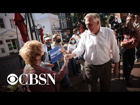 Local Matters: Virginia governor candidates make last-ditch efforts ahead of election day