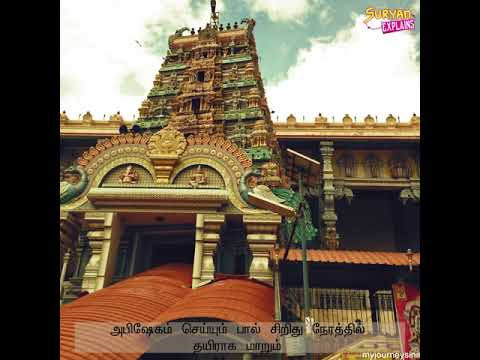 ஆலய அதிசயங்கள் |  Secrets of temples in Tamil Nadu | Suryan Explains thumbnail