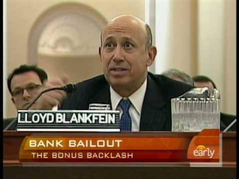 Bank CEOs Grilled on Meltdowns