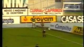 Sporting - 1 Varzim - 2 de 1987/1988