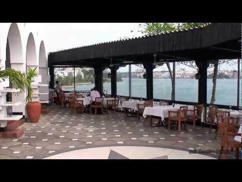 History of Mombasa. Old Town Mombasa. Fort Jesus. Tamarind Restaurant