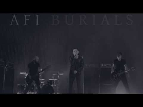 AFI - The Sinking Night (Lyric Video)