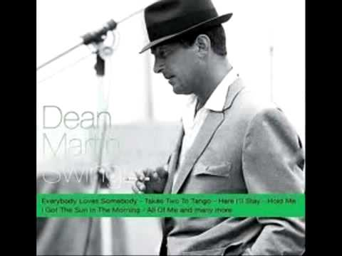 Dean Martin   Amor Mio   YouTube