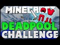 THE DEADPOOL CHALLENGE! ( Hypixel Skywars )