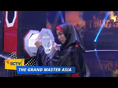 Sempat Malfungsi, Aksi Ilusi Rizuki buat Demian Bertanya-tanya   The Grand Master Asia