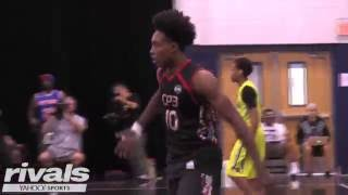 Collin Sexton has big game playing with Team CP3 in Vegas