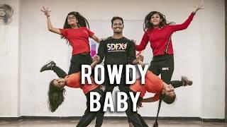 Maari 2 - Rowdy Baby (Dance Cover) | Dhanush, Sai Pallavi | Yuvan Shankar Raja | Balaji Mohan - SDFX