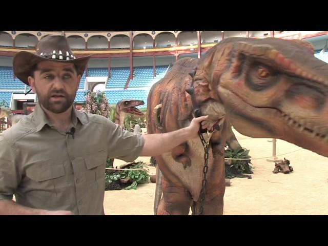 Dinosauria Experience European Tour en León