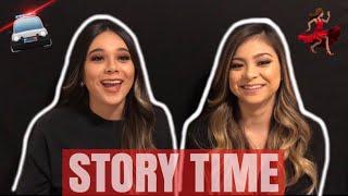 STORY TIME: WE WERE BEING FOLLOWED    Brenda&Paulina