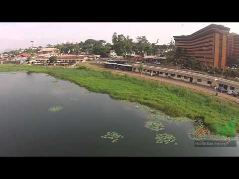 Yaounde by UAV