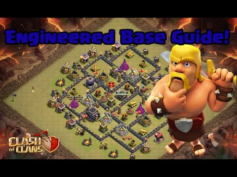 The fastest way to max Town Hall 10 without Gems