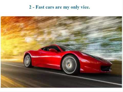 5 Awesome Car Quotes