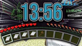 The CRAZIEST Minecraft Speedrun You Will EVER See