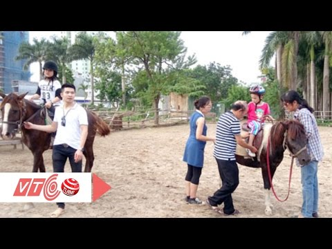 Cưỡi ngựa: Thú chơi mới của người Hà Nội | VTC
