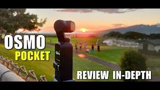 DJI Osmo Pocket Review In-Depth - [Unboxing, Activating, Filming, Pictures, Pros & Cons]